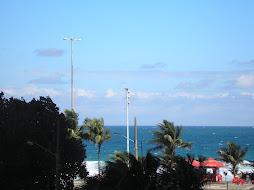 mar da Barra da Tijuca