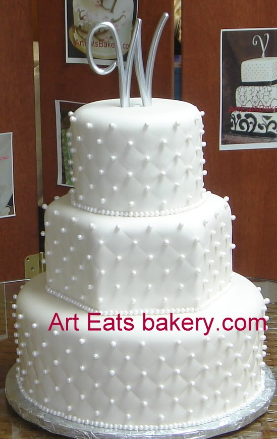 Custom Wedding And Grooms Cakes By Art Eats Bakery