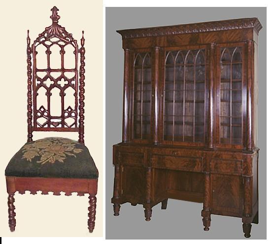 Te cuento algo sobre dise o y decoraci n sobre estilo for Muebles de epoca
