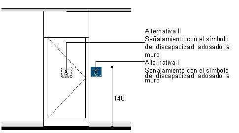 instalaciones sanitarias: baños discapacitados 1 - Puertas De Bano Para Discapacitados