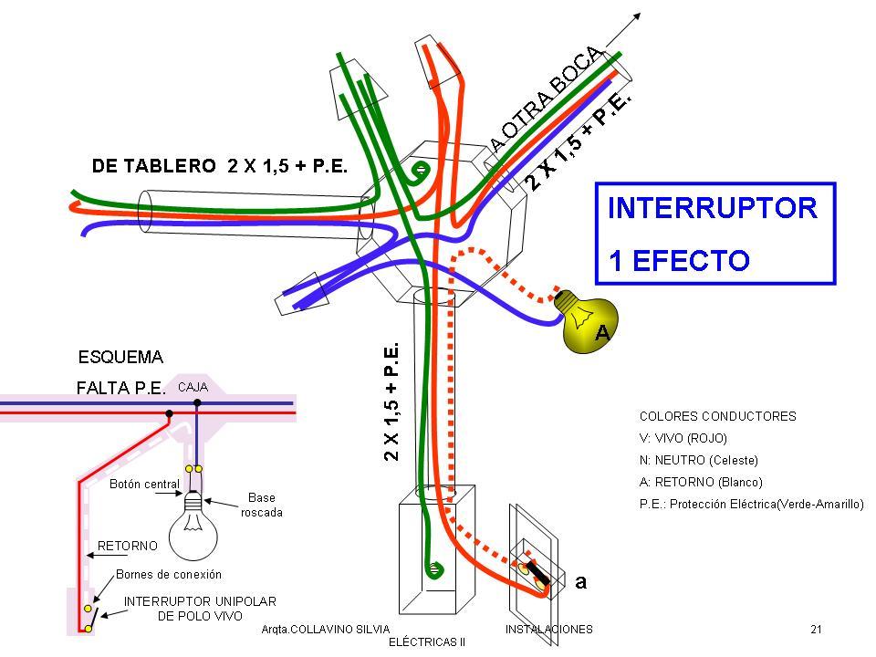 Instalaciones el ctricas conexionado for Ducha electrica chile