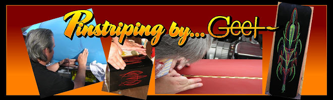 Pinstriping By GEET