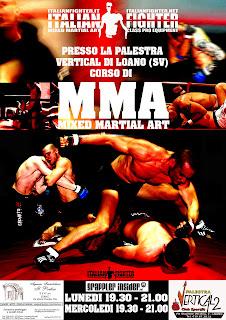 Inizio sessioni allenamento MMA 2