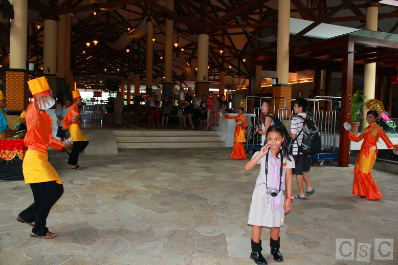 Cherry Berry Bintan Lagoon Resort Day 1 Part 1
