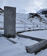 Sir Ernest Shackleton's grave