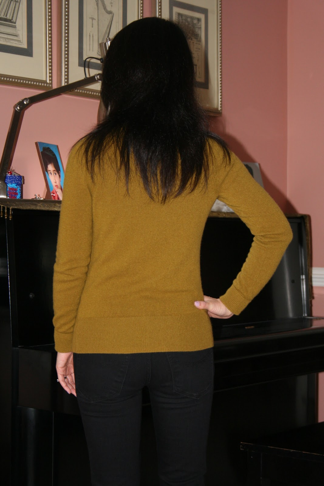 shrink a cashmere sweater gray cardigan sweater