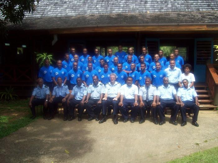 Firefighters Recruitment 2008