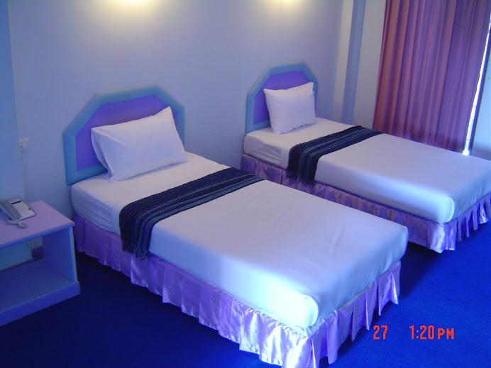 ห้องพัก แบบ เตียงคู่