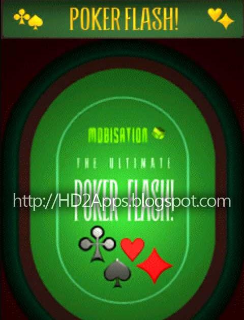 free flash poker games download
