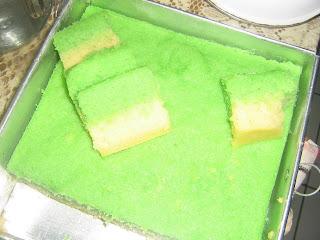Kue Singkong atau Cake Singkong??