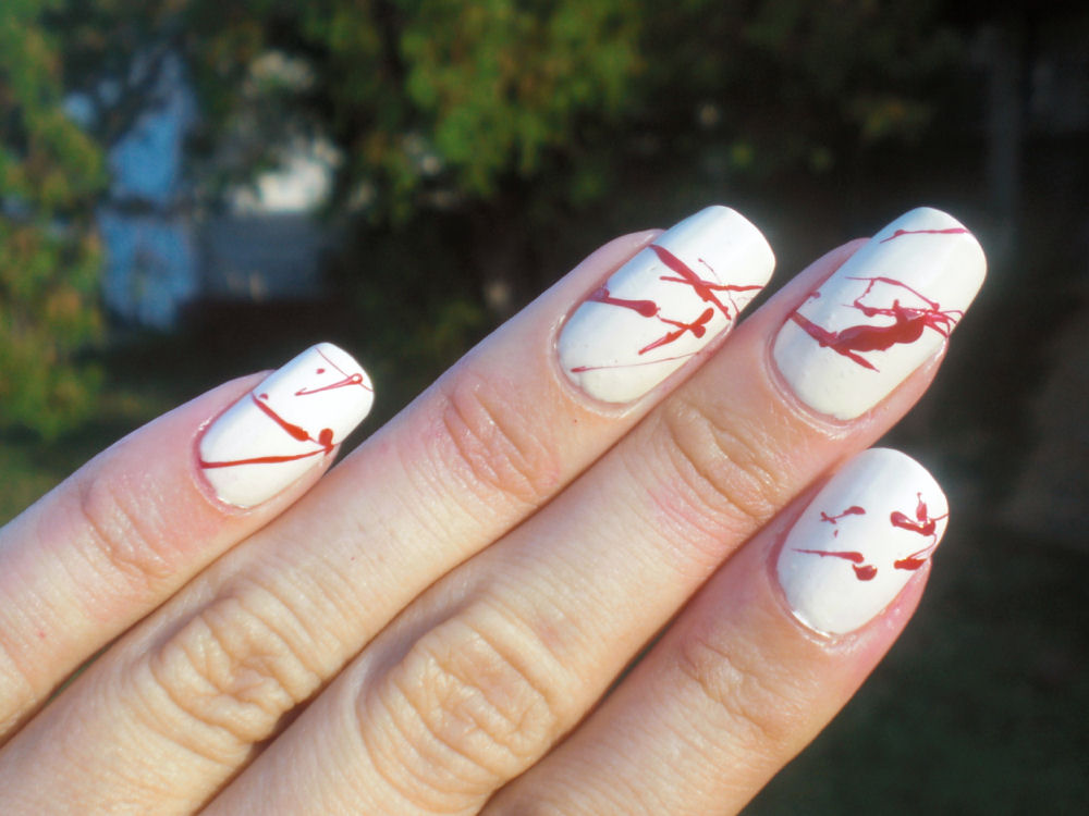 Concrete and Nail Polish: Nail Related Finds On Etsy & Dexter!!