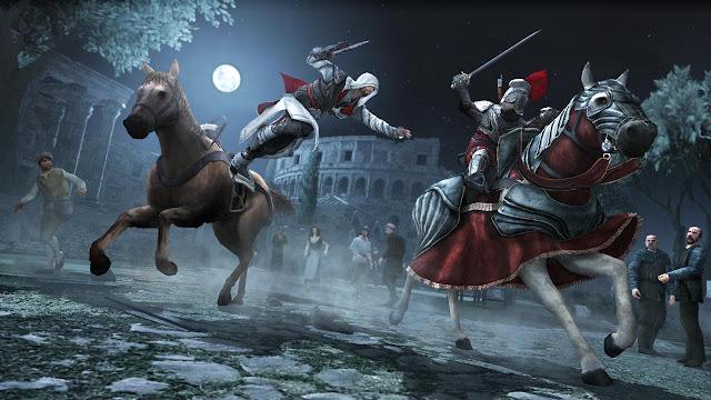 assassins creed wallpaper brotherhood. Assassins Creed HD Wallpapers