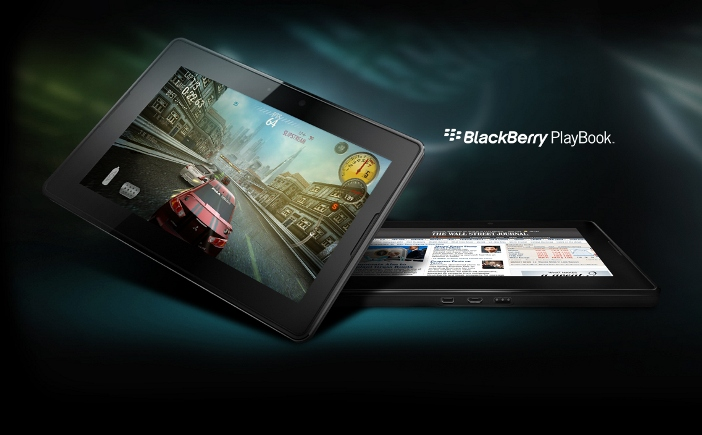 blackberry playbook. The BlackBerry PlayBook 4G