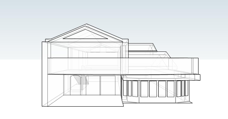 Download image Rumah Teres Gambar Dekorasi Galeri Pelan House Plan ...