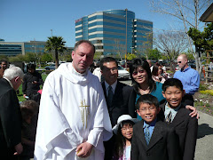 Easter 2008 with Fr.Paul Coleman