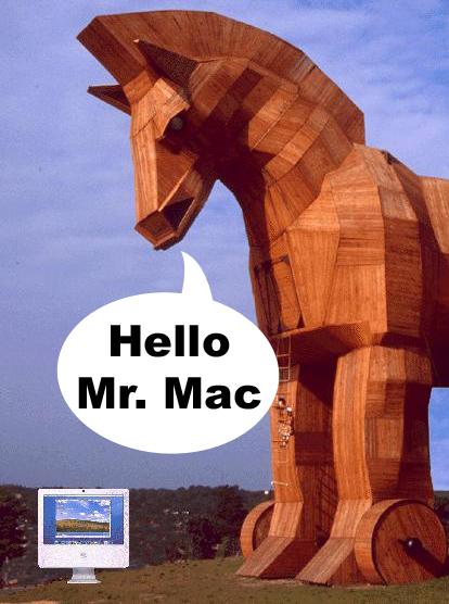 Troyano para Mac