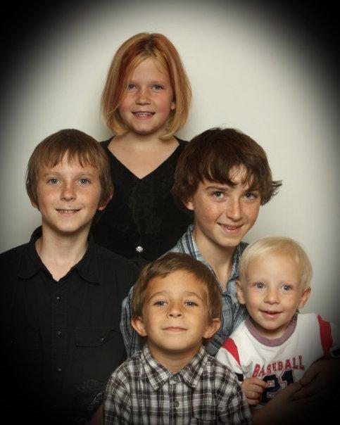 Devan & Delona's Kids