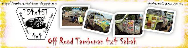 OFFROAD TAMBUNAN 4x4 SABAH