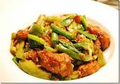 Stir Fry- Chilli Garlic Fish