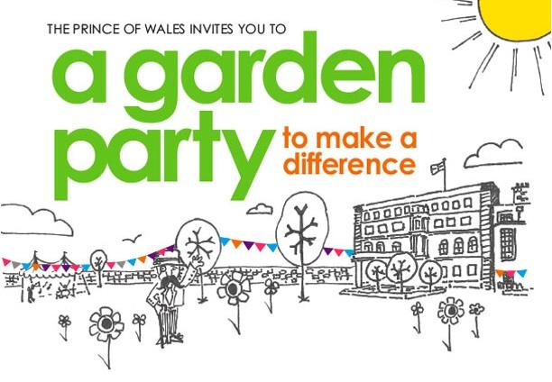 Start Garden Party