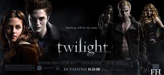 Twilight Banner Poster