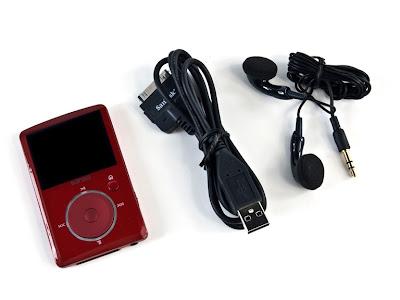Sansa Fuze 4GB Media Player, Sansa, Sansa Fuze, 4GB Media Player, Media Player, 4GB