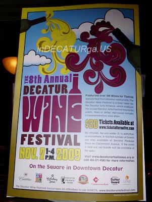 2009 Decatur Wine Festival pics