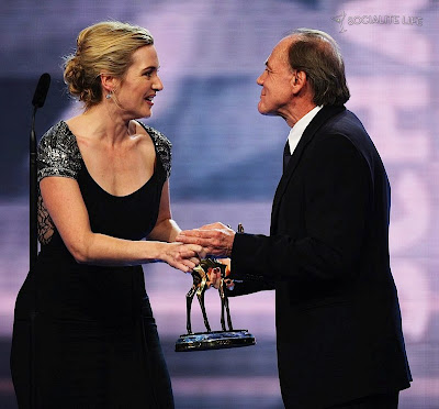 Kate Winslet Wins Bambi Award pics, Kate Winslet Wins Bambi Award photo, Kate Winslet Wins Bambi Award photos, Kate Winslet Wins Bambi Award pictures,Kate Winslet Wins Bambi Award picture, Kate Winslet Wins Bambi Award nice pics