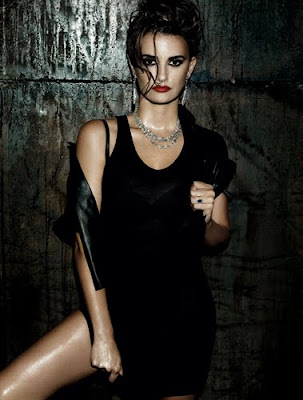 Penelope Cruz Photo Shoot For Interview Magazine pics