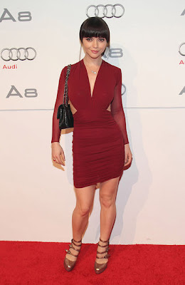 Christina Ricci At Audi Premiere photo