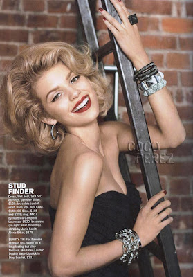 AnnaLynne McCord Posed for Cosmopolitan Magazine January 2010 pics