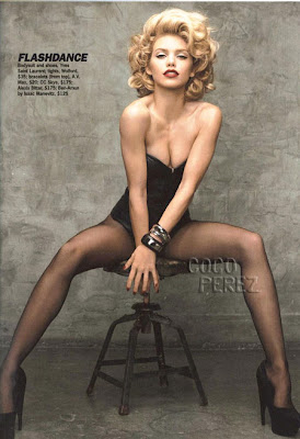 AnnaLynne McCord Posed for Cosmopolitan Magazine January 2010 hot pics