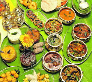 Apr 28 2009 for Andhra pradesh cuisine