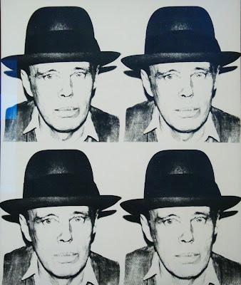 Andy Warhol: Portrait of Joseph Beuys