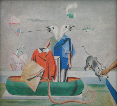 Max Ernst: The Bird People, 1919-20