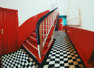 Raissa Venables: Red Stairs (2005)