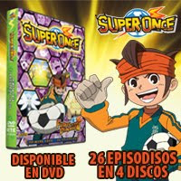 La serie de Super Once completa!