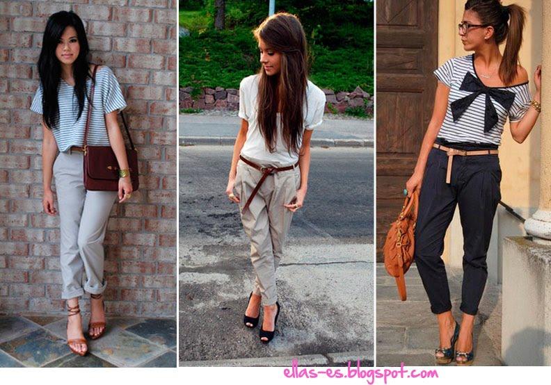 Tu Manera De  Binar La Ropa Para Ir A Trabajar Pantalones De Vestir