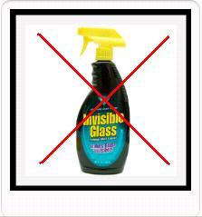 Truco para ahorrar 70 c mo limpiar cristales sin - Truco limpiar cristales ...