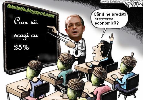 Profesorul de scadere