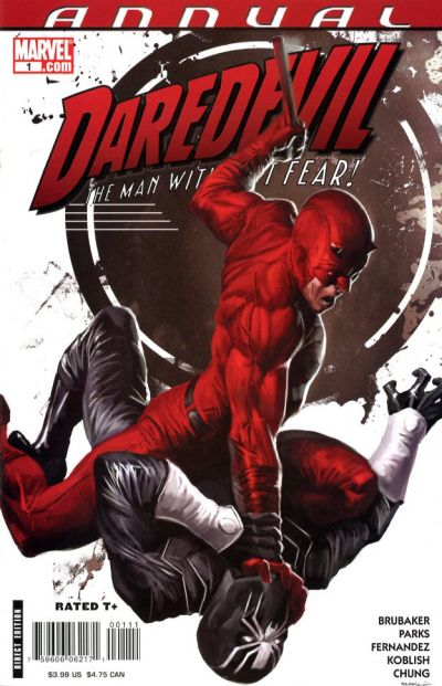 Marvel Knights Daredevil [150 CBR | Español | 1.61 GB]