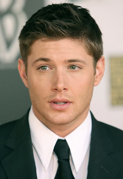 For some 'short and chic' rule, and Jensen Ackles surely tops the list ...