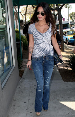 Megan Fox Hairstyles 33