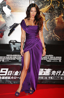 Megan Fox Hairstyles 26