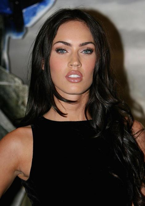 megan fox hair colour. Megan Fox Hairstyles And