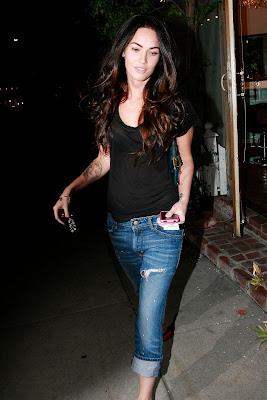 Megan Fox Hairstyles 20