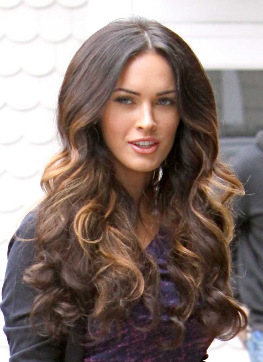 Megan Fox Hairstyles 08