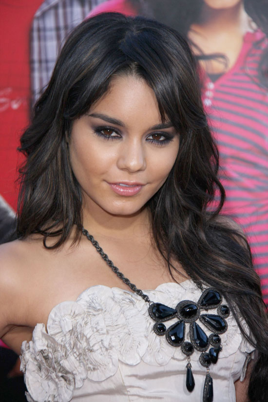 "Vanessa Hudgens attends the premiere of Summit Entertainment's ""Bandslam"" at"