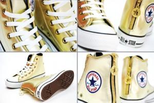 Black Infant Converse Shoes