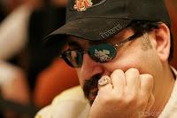 Professional Poker Player Amir Vahedi
